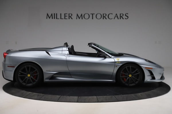 Used 2009 Ferrari 430 Scuderia Spider 16M for sale $322,900 at Pagani of Greenwich in Greenwich CT 06830 9