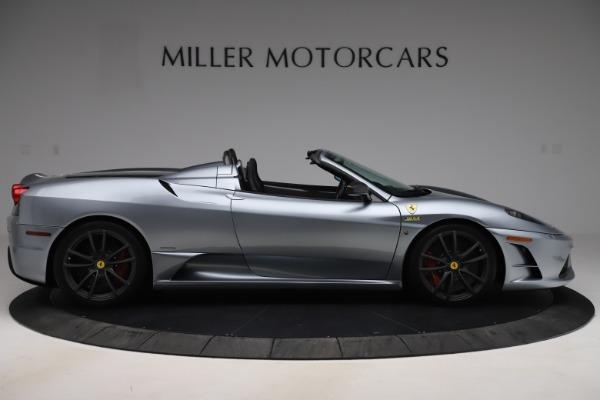 Used 2009 Ferrari 430 Scuderia Spider 16M for sale $319,900 at Pagani of Greenwich in Greenwich CT 06830 9