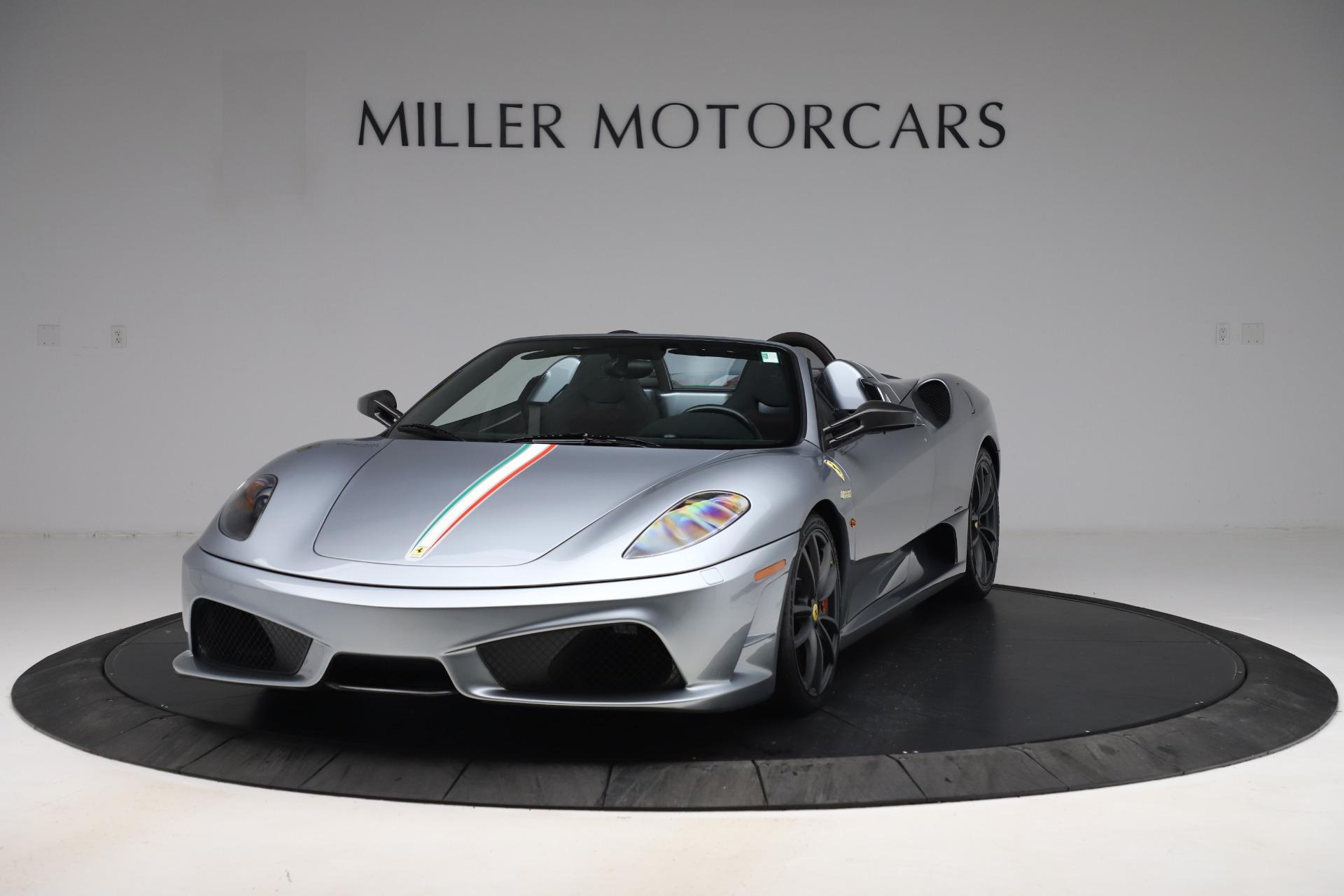 Used 2009 Ferrari 430 Scuderia Spider 16M for sale $319,900 at Pagani of Greenwich in Greenwich CT 06830 1