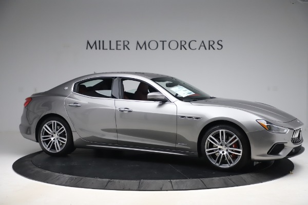 New 2020 Maserati Ghibli S Q4 GranSport for sale $93,285 at Pagani of Greenwich in Greenwich CT 06830 10