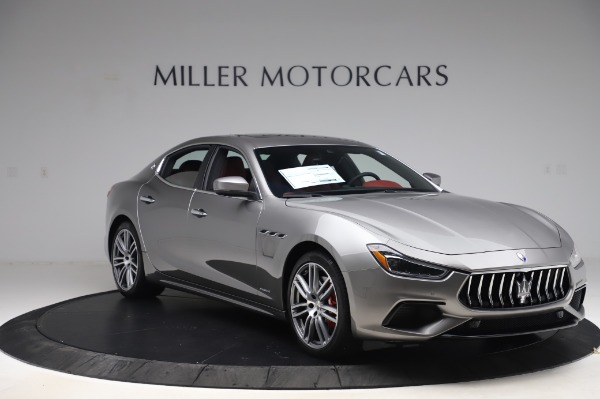 New 2020 Maserati Ghibli S Q4 GranSport for sale $93,285 at Pagani of Greenwich in Greenwich CT 06830 11