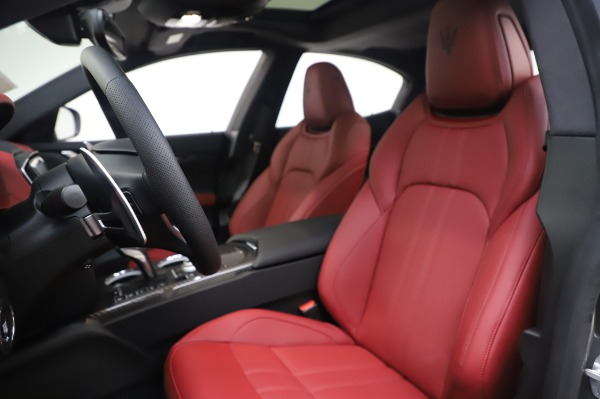 New 2020 Maserati Ghibli S Q4 GranSport for sale $93,285 at Pagani of Greenwich in Greenwich CT 06830 14