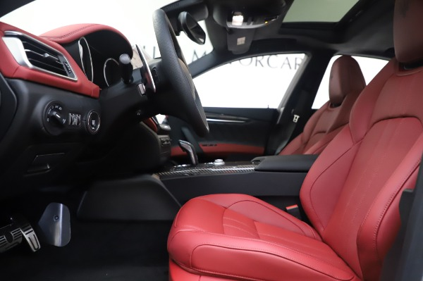 New 2020 Maserati Ghibli S Q4 GranSport for sale $93,285 at Pagani of Greenwich in Greenwich CT 06830 15