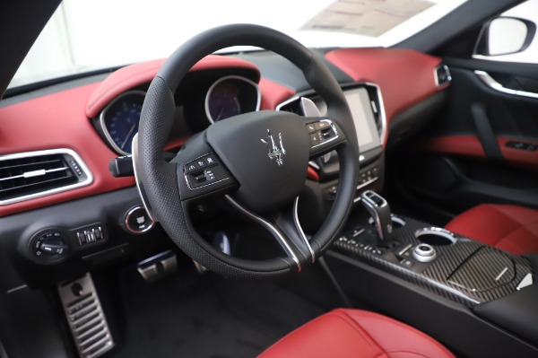 New 2020 Maserati Ghibli S Q4 GranSport for sale $93,285 at Pagani of Greenwich in Greenwich CT 06830 16