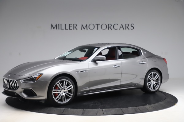 New 2020 Maserati Ghibli S Q4 GranSport for sale $93,285 at Pagani of Greenwich in Greenwich CT 06830 2