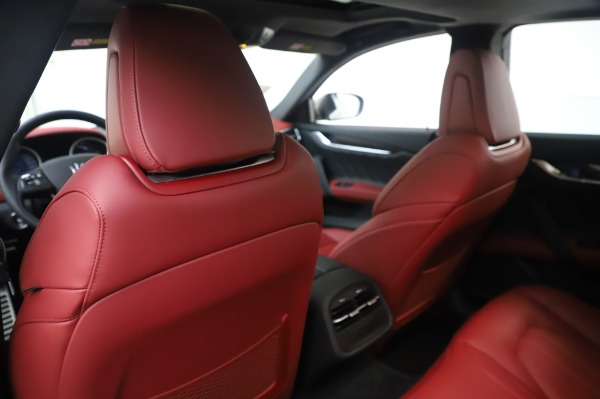 New 2020 Maserati Ghibli S Q4 GranSport for sale $93,285 at Pagani of Greenwich in Greenwich CT 06830 20