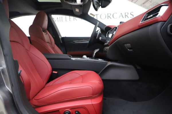 New 2020 Maserati Ghibli S Q4 GranSport for sale $93,285 at Pagani of Greenwich in Greenwich CT 06830 23