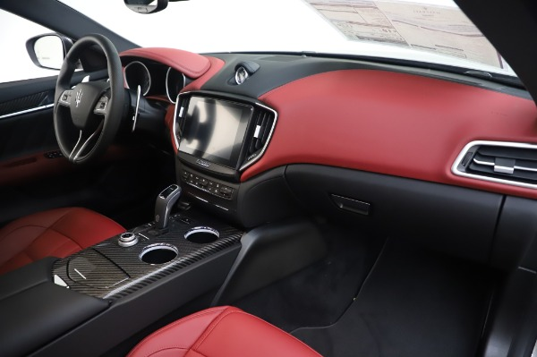 New 2020 Maserati Ghibli S Q4 GranSport for sale $93,285 at Pagani of Greenwich in Greenwich CT 06830 24
