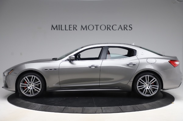 New 2020 Maserati Ghibli S Q4 GranSport for sale $93,285 at Pagani of Greenwich in Greenwich CT 06830 3