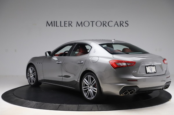New 2020 Maserati Ghibli S Q4 GranSport for sale $93,285 at Pagani of Greenwich in Greenwich CT 06830 4
