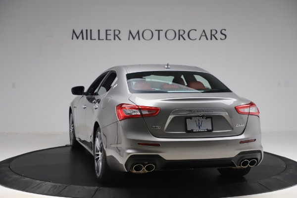 New 2020 Maserati Ghibli S Q4 GranSport for sale $93,285 at Pagani of Greenwich in Greenwich CT 06830 5