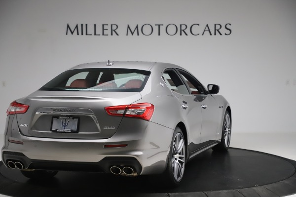 New 2020 Maserati Ghibli S Q4 GranSport for sale $93,285 at Pagani of Greenwich in Greenwich CT 06830 7