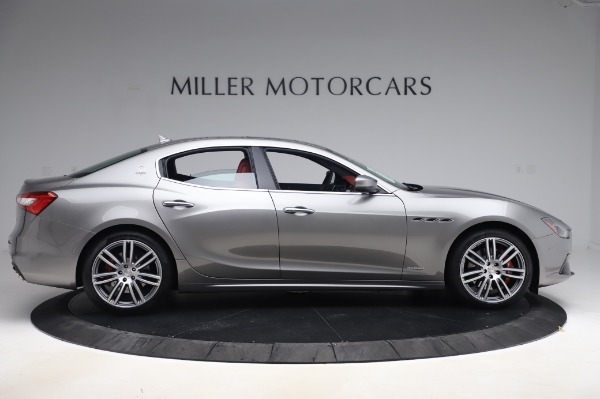 New 2020 Maserati Ghibli S Q4 GranSport for sale $93,285 at Pagani of Greenwich in Greenwich CT 06830 9