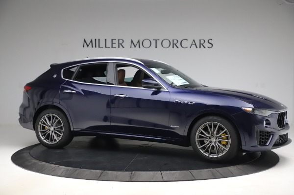 New 2020 Maserati Levante Q4 GranSport for sale Sold at Pagani of Greenwich in Greenwich CT 06830 10