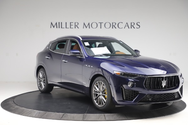 New 2020 Maserati Levante Q4 GranSport for sale Sold at Pagani of Greenwich in Greenwich CT 06830 11