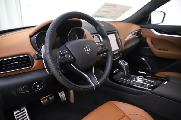 New 2020 Maserati Levante Q4 GranSport for sale Sold at Pagani of Greenwich in Greenwich CT 06830 16