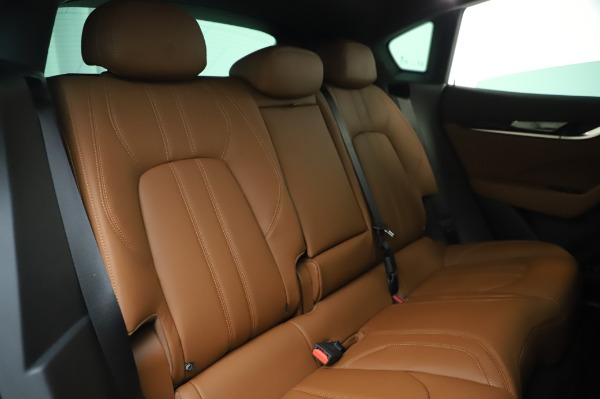 New 2020 Maserati Levante Q4 GranSport for sale Sold at Pagani of Greenwich in Greenwich CT 06830 26