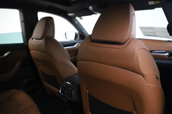 New 2020 Maserati Levante Q4 GranSport for sale Sold at Pagani of Greenwich in Greenwich CT 06830 28