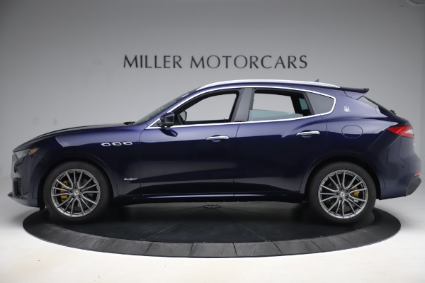 New 2020 Maserati Levante Q4 GranSport for sale Sold at Pagani of Greenwich in Greenwich CT 06830 3