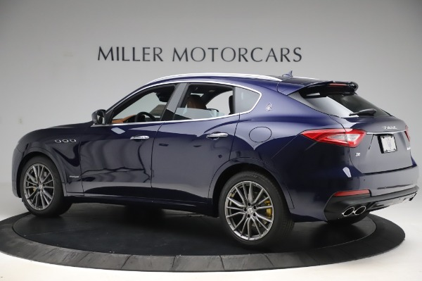 New 2020 Maserati Levante Q4 GranSport for sale Sold at Pagani of Greenwich in Greenwich CT 06830 4