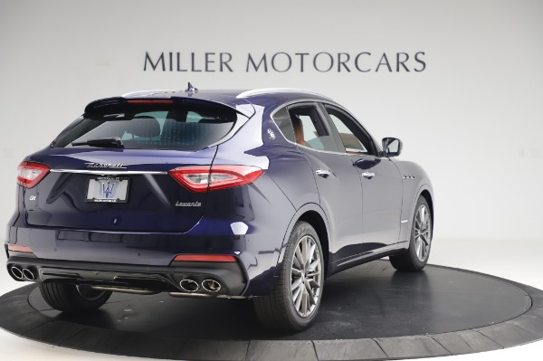 New 2020 Maserati Levante Q4 GranSport for sale Sold at Pagani of Greenwich in Greenwich CT 06830 7