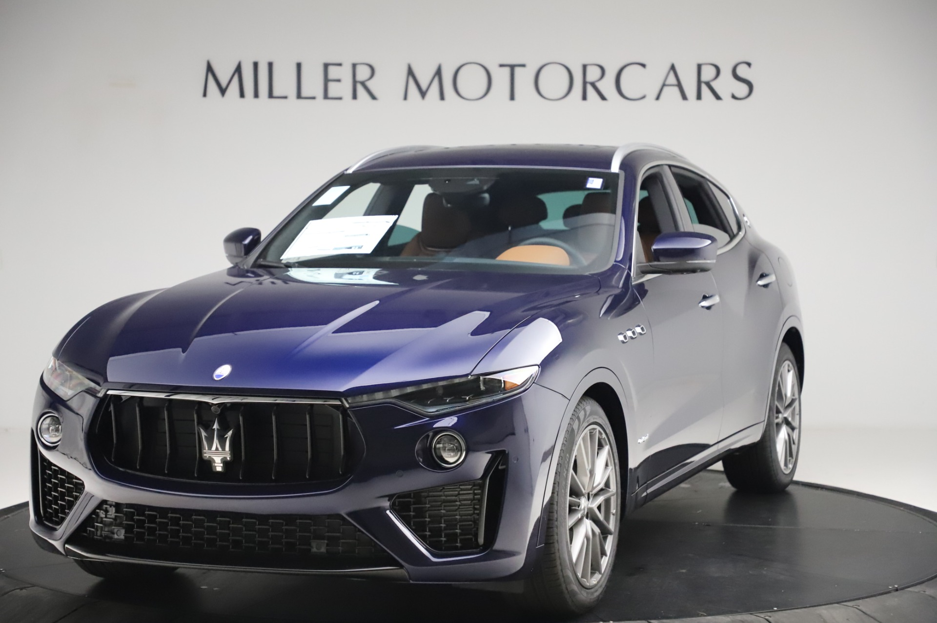 New 2020 Maserati Levante Q4 GranSport for sale Sold at Pagani of Greenwich in Greenwich CT 06830 1
