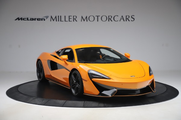 Used 2017 McLaren 570S Coupe for sale $149,900 at Pagani of Greenwich in Greenwich CT 06830 10
