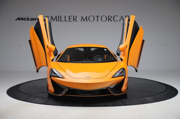 Used 2017 McLaren 570S for sale Sold at Pagani of Greenwich in Greenwich CT 06830 12
