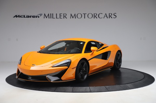 Used 2017 McLaren 570S Coupe for sale $149,900 at Pagani of Greenwich in Greenwich CT 06830 14