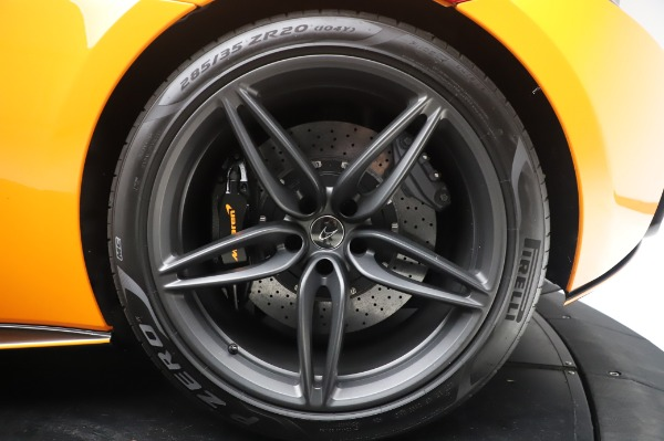 Used 2017 McLaren 570S Coupe for sale $149,900 at Pagani of Greenwich in Greenwich CT 06830 15