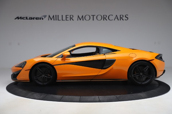 Used 2017 McLaren 570S for sale Sold at Pagani of Greenwich in Greenwich CT 06830 2