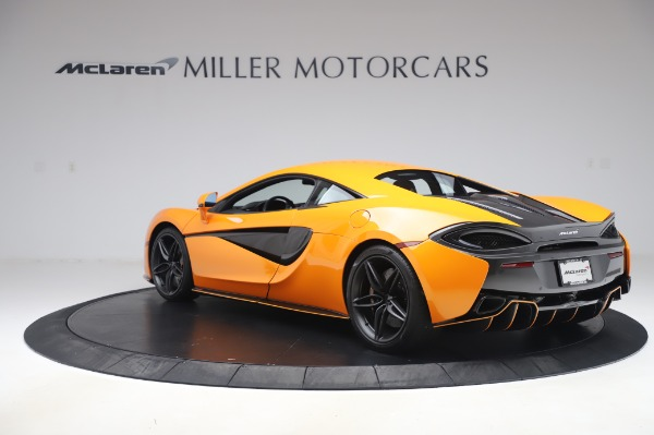 Used 2017 McLaren 570S Coupe for sale $149,900 at Pagani of Greenwich in Greenwich CT 06830 3