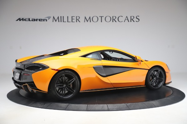 Used 2017 McLaren 570S Coupe for sale $149,900 at Pagani of Greenwich in Greenwich CT 06830 7