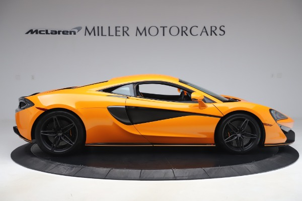 Used 2017 McLaren 570S Coupe for sale $149,900 at Pagani of Greenwich in Greenwich CT 06830 8