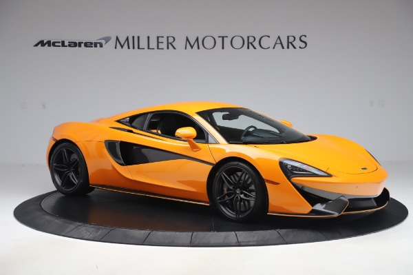 Used 2017 McLaren 570S Coupe for sale $149,900 at Pagani of Greenwich in Greenwich CT 06830 9