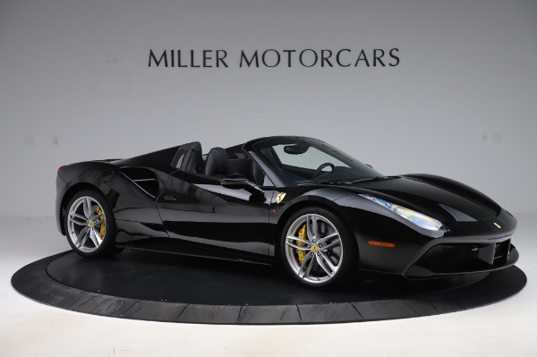 Used 2017 Ferrari 488 Spider for sale $284,900 at Pagani of Greenwich in Greenwich CT 06830 10