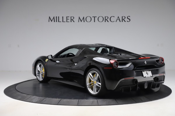 Used 2017 Ferrari 488 Spider for sale $284,900 at Pagani of Greenwich in Greenwich CT 06830 14