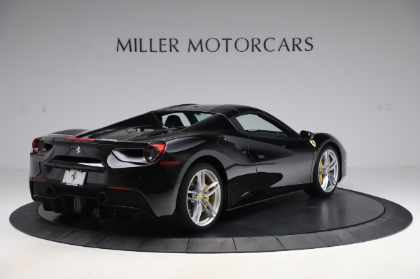 Used 2017 Ferrari 488 Spider for sale $284,900 at Pagani of Greenwich in Greenwich CT 06830 15