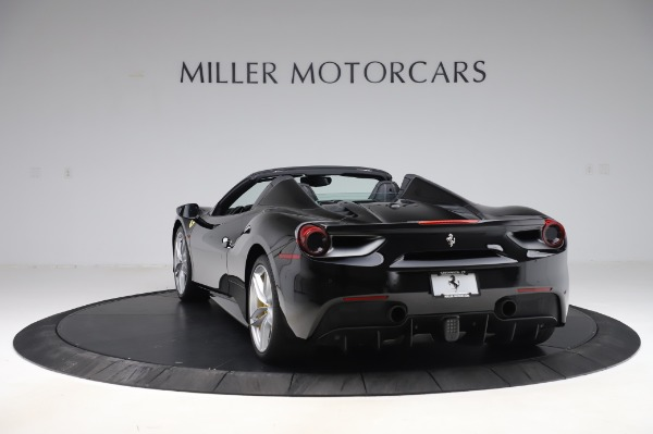 Used 2017 Ferrari 488 Spider for sale $284,900 at Pagani of Greenwich in Greenwich CT 06830 5