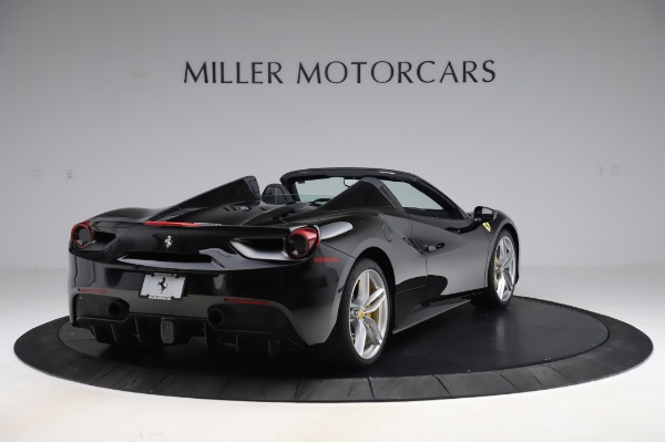 Used 2017 Ferrari 488 Spider for sale $284,900 at Pagani of Greenwich in Greenwich CT 06830 7