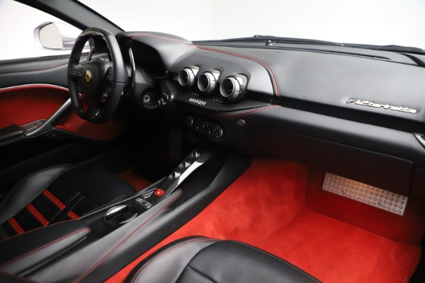 Used 2015 Ferrari F12 Berlinetta for sale $235,900 at Pagani of Greenwich in Greenwich CT 06830 17