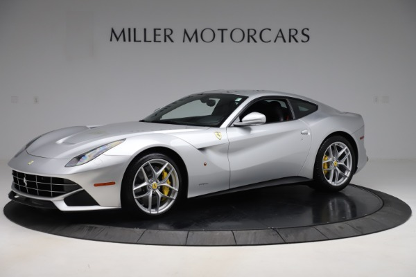 Used 2015 Ferrari F12 Berlinetta for sale $235,900 at Pagani of Greenwich in Greenwich CT 06830 2