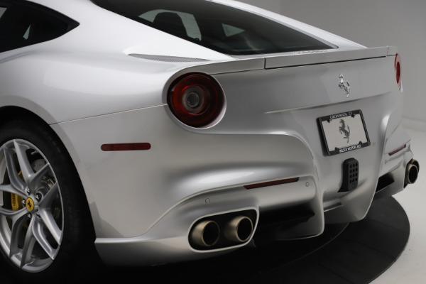 Used 2015 Ferrari F12 Berlinetta for sale $235,900 at Pagani of Greenwich in Greenwich CT 06830 26