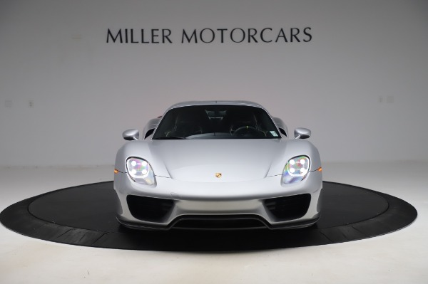 Used 2015 Porsche 918 Spyder for sale $1,355,900 at Pagani of Greenwich in Greenwich CT 06830 15