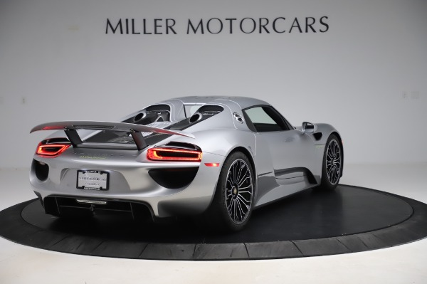 Used 2015 Porsche 918 Spyder for sale $1,355,900 at Pagani of Greenwich in Greenwich CT 06830 17