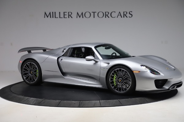 Used 2015 Porsche 918 Spyder for sale $1,355,900 at Pagani of Greenwich in Greenwich CT 06830 20