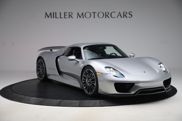 Used 2015 Porsche 918 Spyder for sale $1,355,900 at Pagani of Greenwich in Greenwich CT 06830 21