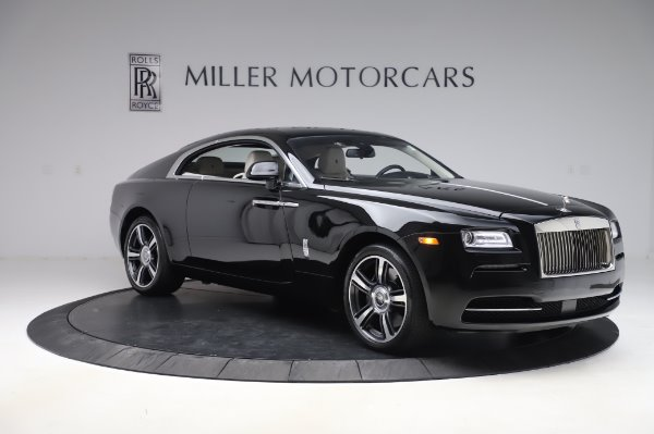 Used 2015 Rolls-Royce Wraith Base for sale $168,900 at Pagani of Greenwich in Greenwich CT 06830 10