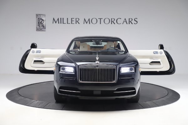 Used 2015 Rolls-Royce Wraith Base for sale $168,900 at Pagani of Greenwich in Greenwich CT 06830 11