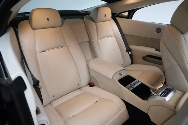 Used 2015 Rolls-Royce Wraith Base for sale $168,900 at Pagani of Greenwich in Greenwich CT 06830 15